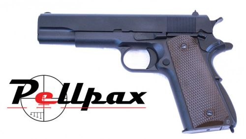 WE 1911 Pistol Gas 6mm Airsoft