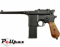 WE 712 Broomhandle Mauser - Gas 6mm Airsoft