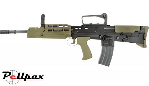 WE L85A2 GBB - Gas 6mm Airsoft