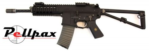 "WE PDW 10"" GBB 6mm Airsoft"