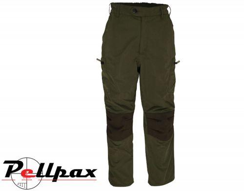 Weardale Trousers By Jack Pyke in Green