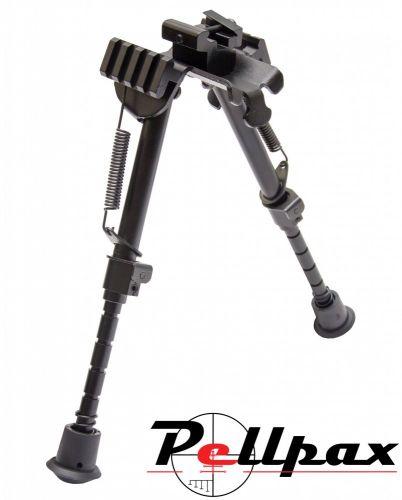 "Weaver Rail Mounted 6-9"" Rifle Bipod"
