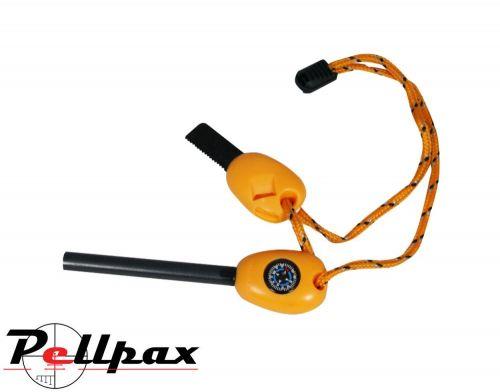 Web-Tex Survival Fire Steel Fire Striker
