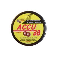 Webley Accu-BB 4.5mm x 500