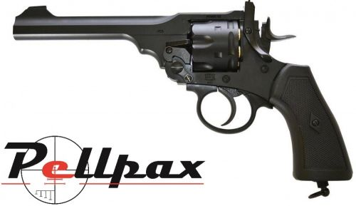 Webley MKVI Service Revolver - .177 Pellet