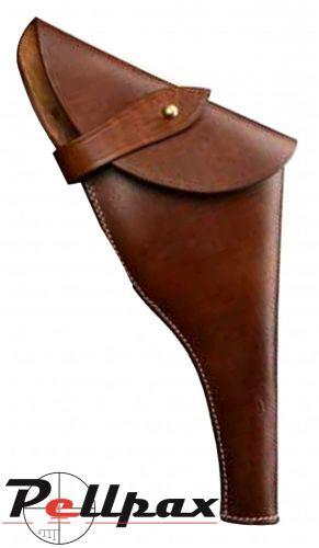 Webley MKVI Leather Holster