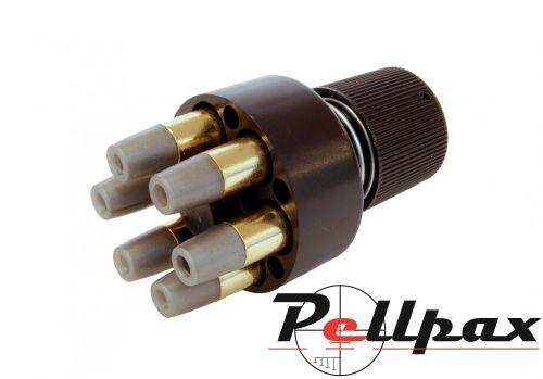 Webley MKVI Spare Shells with Speedloader 4.5mm BB