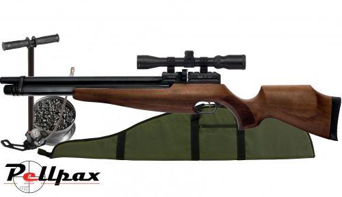 Webley Raider 12 Quantum Kit - .177 Air Rifle