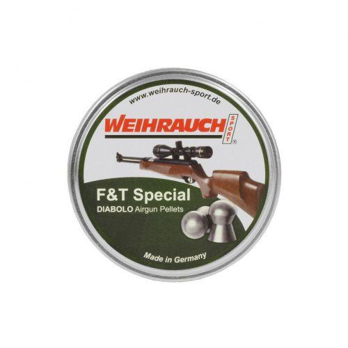 Weihrauch Field Target Special .22 x 200 Pellets