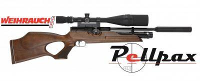 Weihrauch HW100 KT - .22 Air Rifle
