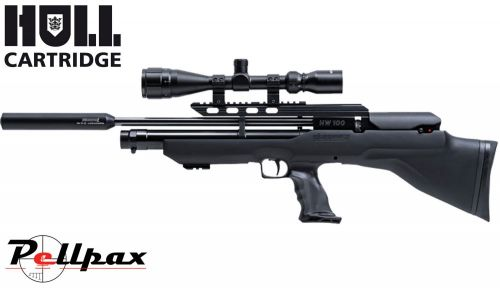 Weihrauch HW100 BP - .22 Air Rifle