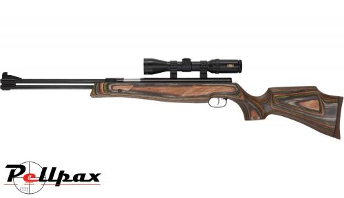 Weihrauch HW77K Laminate Air Rifle .177