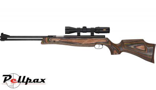 Weihrauch HW77K Laminate Air Rifle .22