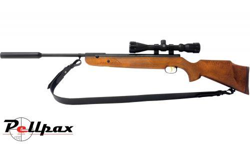 Weihrauch HW95K Air Rifle Hunting Combo .22