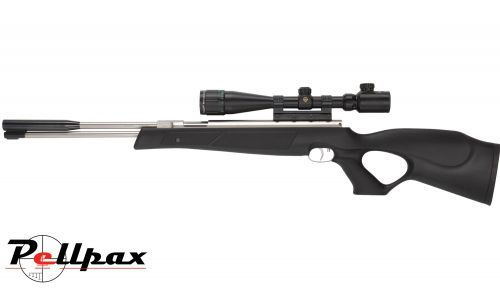 Weihrauch HW97KT Synthetic with Stainless Action Air Rifle - .177