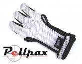 MAC Mesh Shooting Glove - White