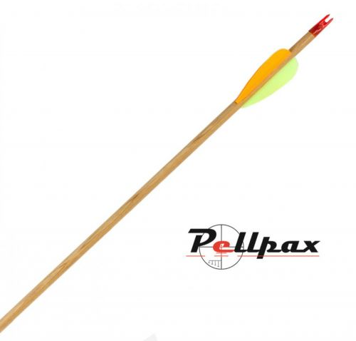 Petron Wooden Arrows - Pack of 5