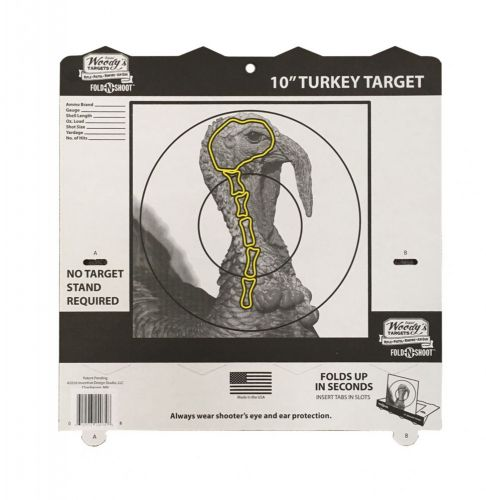 Woody's Turkey Ground Target