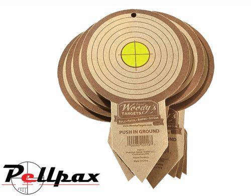 """Woody's 6"""" Target - 6 Pack"""