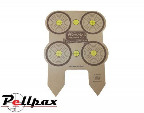 Woody's Multi Target - 2 Pack