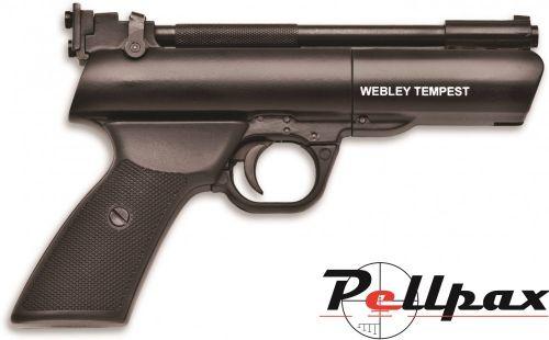 Webley Tempest - .177 Pellet