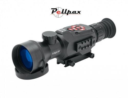 ATN X-Sight II HD 5-20x Day/Night Vision Rifle Scope