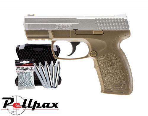 Umarex X.C.P - 4.5mm BB Full Kit