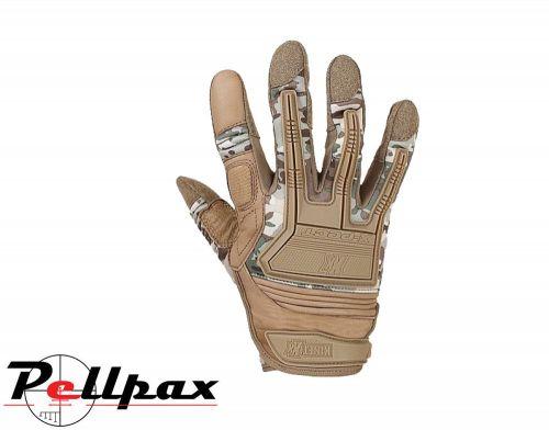 KinetiXx X-PECT - X-PECT Camouflauge Tactical Gloves