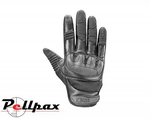 KinetiXx X-PRO Black Tactical Gloves