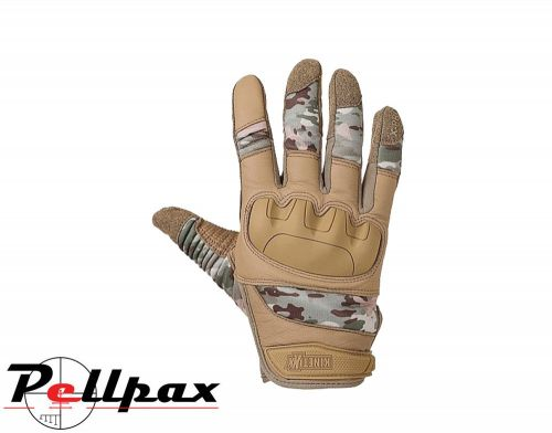 KinetiXx X-PRO Camo Tactical Gloves