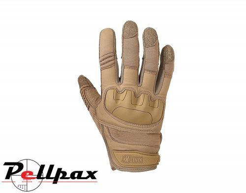 KinetiXx X-PRO Coyote Tactical Gloves
