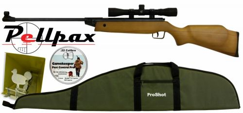 Pellpax Young Warrior Kit .22 - Christmas Special!