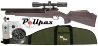 Zbroia Hortitsia Full Air Rifle Kit .177 - Black