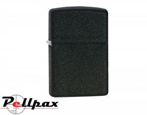 Zippo Classic Black Crackle Lighter