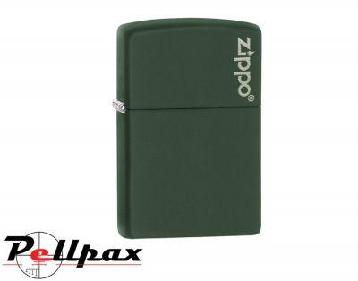 Zippo Classic Green Matte Lighter