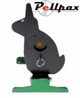 SMK Freestanding Folding Silhouette Knockdown Rabbit Target