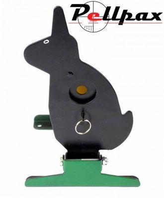 SMK Freestanding Folding Silhouette Knockdown Rabbit Target